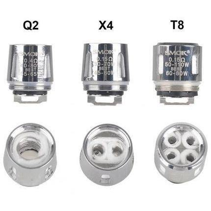 SMOK TFV8 Baby Replacement Coils  - MaxVaping