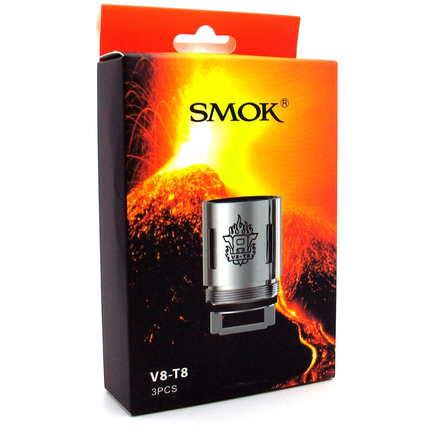 how to change smok coil tfv8