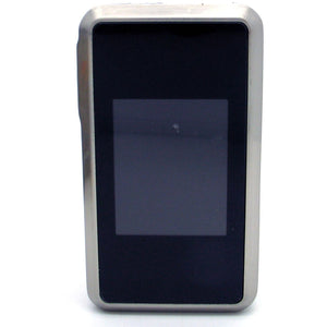 SMY60 TC Mini Box Mod Silver/Black MaxVaping - 4