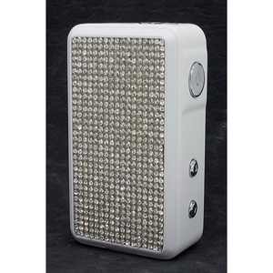 SMY60 TC Mini Box Mod Diamond Edition - White MaxVaping - 17