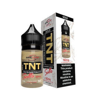 TNT 24mg - 30ml Gold by Innevape at MaxVaping