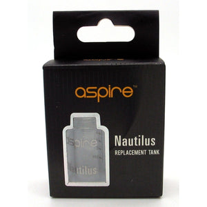 Aspire Nautilus Glass Replacement Tank, 5ml at MaxVaping