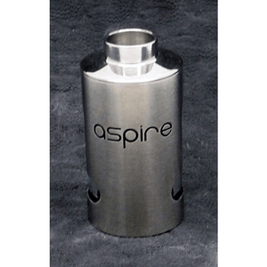 Aspire Mini Nautilus SS Tank with T-Window Silver - MaxVaping