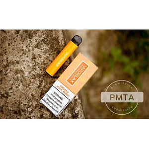 VAPORLAX Disposable Device Apple Peach Pear by VAPORLAX at MaxVaping