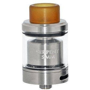Wotofo Serpent SMM 24mm RTA Silver - MaxVaping