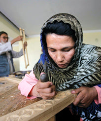 Artisan: Marya Seddiqi- Handmade products from Afghanistan