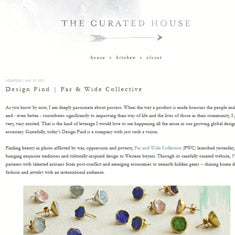 The Curated House - Far and Wide Collective