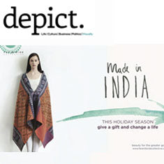 Depict Magazine - Gifts to give back