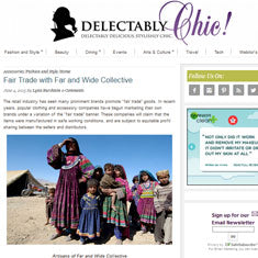 Deletably Chic - Fair Trade