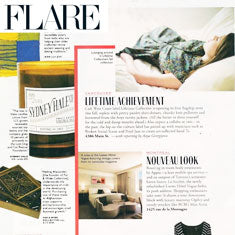 Flare Magazine - Trays and Trivets