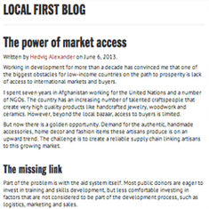 Local List - Power of Market Access