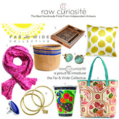 Raw Curiosite - Far and Wide