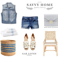 Savvy Home - African Basket