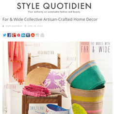 Home Decor Style quotidien