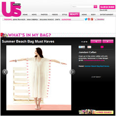 us magazine - indian kaftan