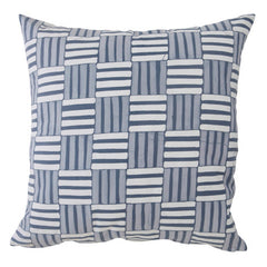 Swaziland four lines batik pillow
