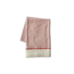 Light Pink Cotton Beach Towel - Ethiopia
