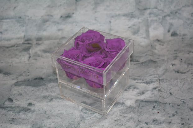 Petite Acrylic Bloom Box