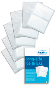Smartice Reusable Ice Bricks Pack 10