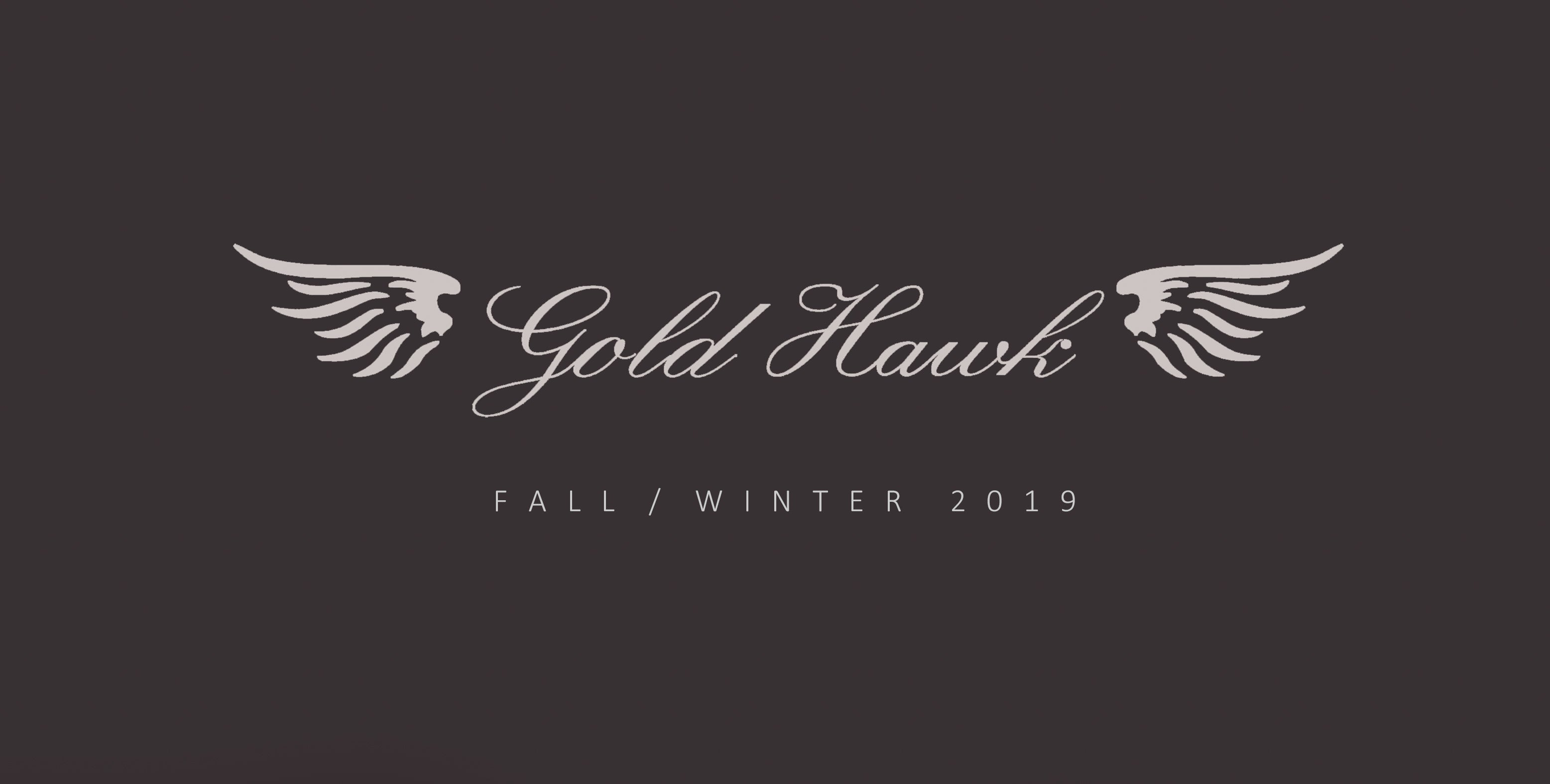 Gold Hawk Fall Winter 2019 Style Guide