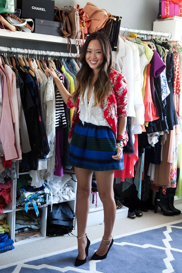 Aimee Song Teen Vogue Gold Hawk Clothing