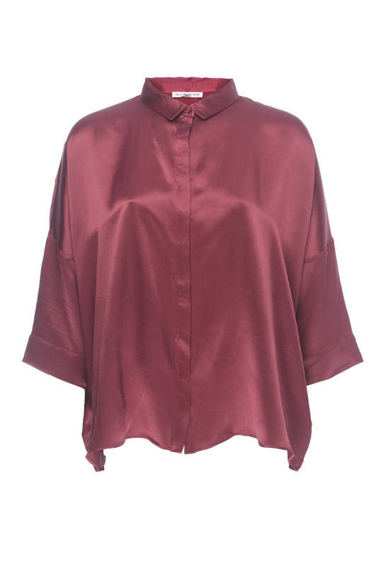Wedge Long Sleeve Shirt