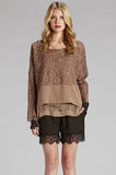 Patchwork Square Top