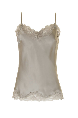 Coco Lace Silk Bodysuit