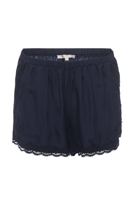 Classic Lace Modern Shorts