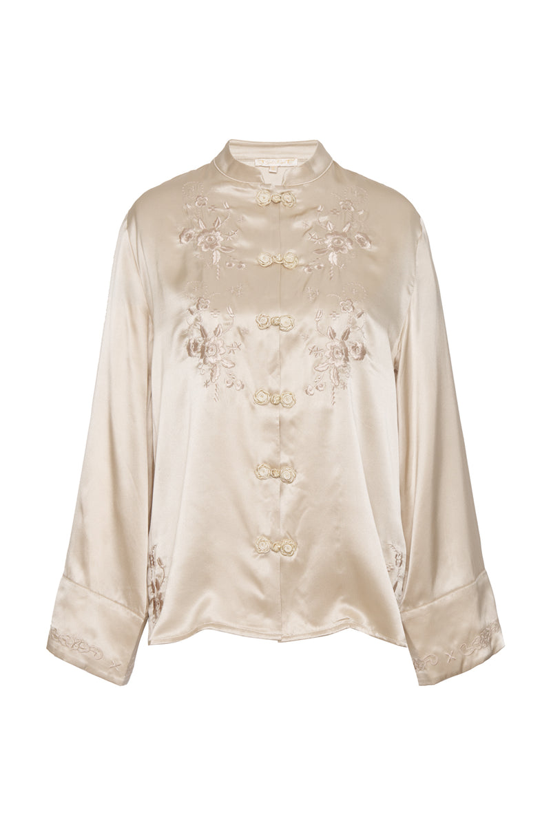 Shanghai Embroidery Shirt