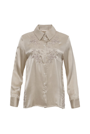 Sophia Embroidery Shirt