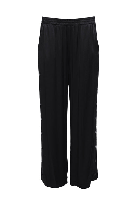 Hayley Wide Leg Snap Pant