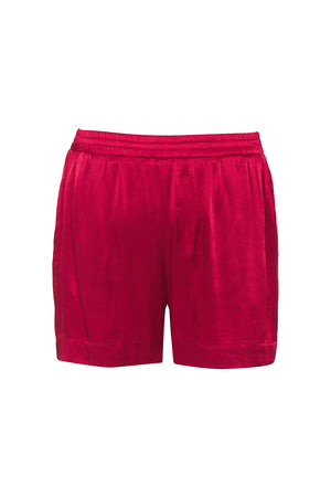 The Hayley Short in fiery red.