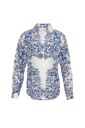 French Toile Shirt