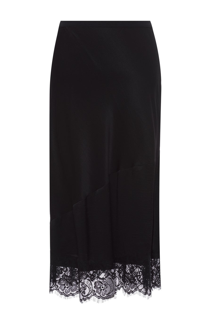 Hayley Midlength Bias Skirt