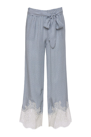 Denim Stripe Pant