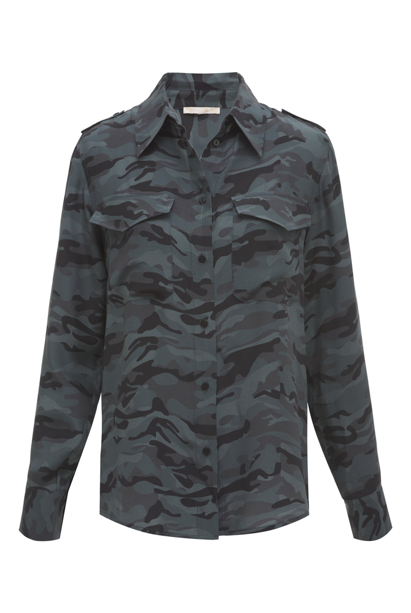 Pocket Camo Shirt