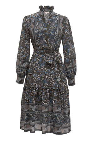 Cate Paisley Dress