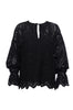 Adele Cotton Oversized Top