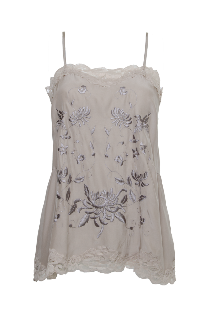 Emily Embroidered Cami