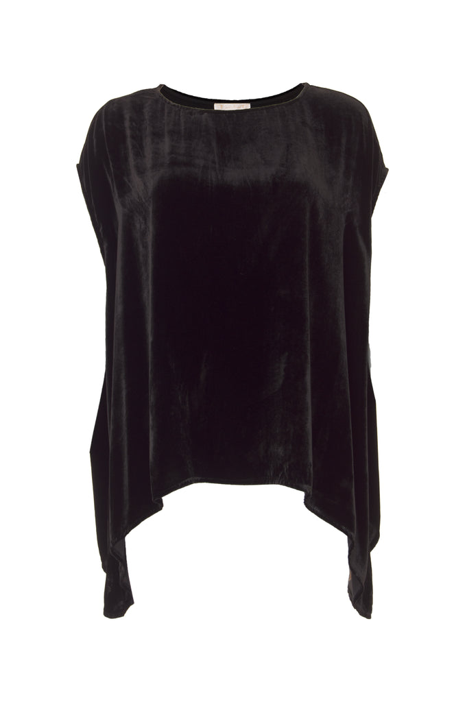 c3ce214f5abd7 Velvet Cape Top – Gold Hawk Clothing