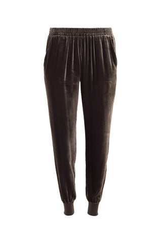 Bronte Silk Wide Leg Pants