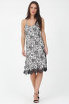 Paisley Racer Back Dress