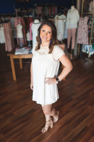 Liz Whitehead Owner of Amaranth Collection Boutique in Tulsa, OK