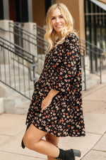 Finesse Floral Dress