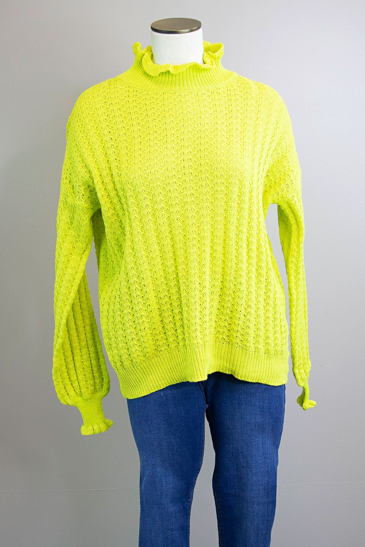 Key-Lime sweater