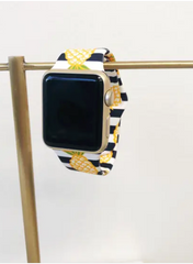 Pineapple Silicone Watch Band