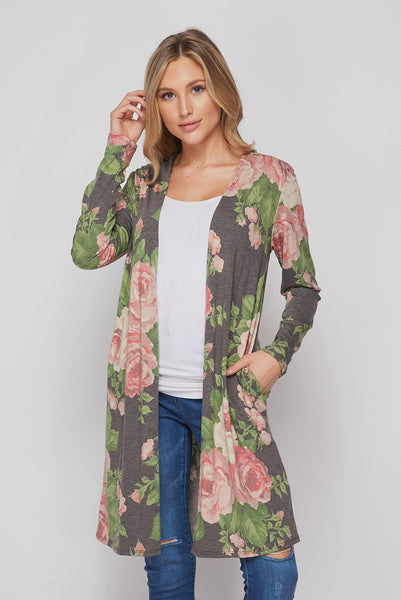 Dreaming of Roses Cardigan