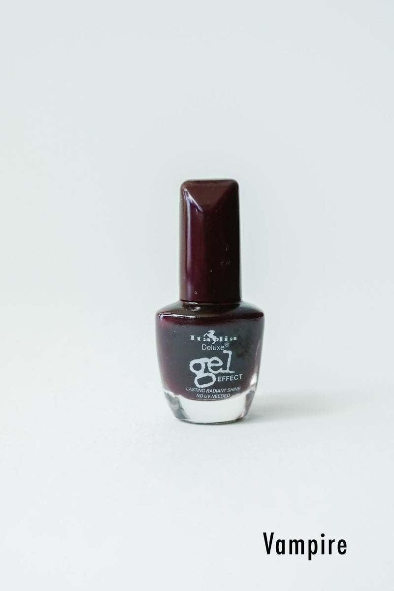 Perfectly Polished No Light Gel Nail Polish - Amaranth Collection