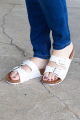 Defeat White Sandal